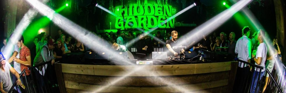 JK Productions - Referentie Hidden Garden Festival 2019